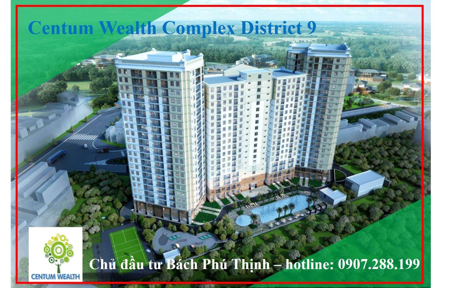 Căn Hộ Centum Wealth Complex quận 9